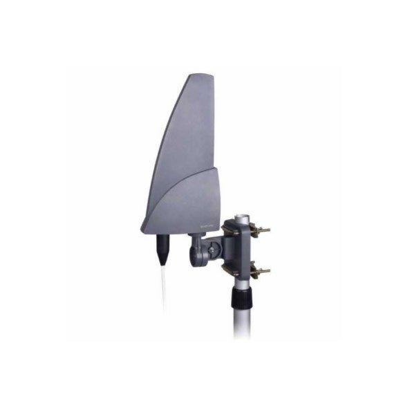 Televizní venkovní anténa EVOLVEO SHARK01 UHF pro DBV-T2 příjem TV, zisk 35dB