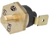Termostat AR33-60/16A bimetalový 45°C, NC-rozepínací vratný