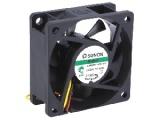 Ventilátor MF60252VX-G99  24VDC 24V=, 60x60x25mm