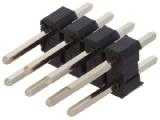 ASL008DG 2-řadá přímá jumperová lišta 8 pin