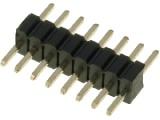 ASL008G-1.27mm 1-řadá přímá jumperová lišta 8 pin