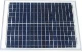 Solární panel 20W (MPPT18V) 12V/1,14A Poly