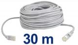 Kabel UTP RJ45-V/RJ45-V 30m
