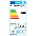 55UM7050 4K UHD TV 139cm, Rozlišení UHD (3840 x 2160), Tuner DVB T2/C/S2, Smart TV LG