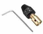 Sklíčidlo 0,3-5mm pro minivrtačky, pro hřídel @2,3mm