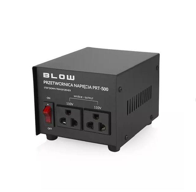 Adaptér 230V AC/US-přístroje na 110V AC / 500W střídavých-měnič napětí