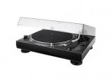 Gramofon USB Dual DTJ 301.2, přímý pohon, černá