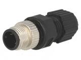 Konektor M12 3piny 12-03BMMA-SL8001 vidlice