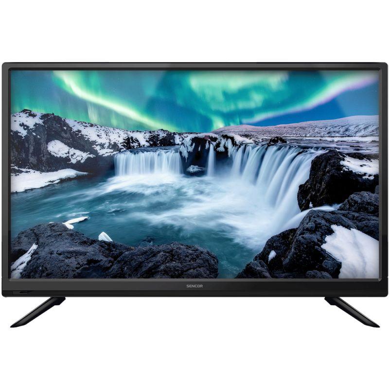 LED televizor SENCOR SLE 1963TCS DVB-T2, H.265 (HEVC) 47cm