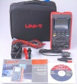 Multimetr UNI-T UT81C, funkce osciloskop 16MHz, napětí proud AC i DC