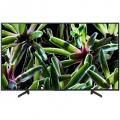 SONY KD 49XG7005B 4K HDR TV Úhlopříčka 123 cm