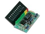 Stavebnice modul indikátor vybuzení MONO 10 LED