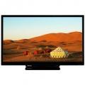TOSHIBA T24W1963DG HD TV T2/C/S2 LED televizor 60cm