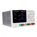 Zdroj laboratorní stolní regulovatelný UNI-T UTP3303 2x0-32V/ 0-3A+ (5V-3A), 3 výstupy, proud i napětí, ochrana proti zkratu