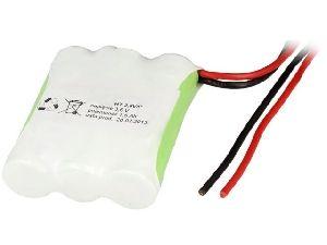 Baterie nabíjecí pack 3xAA NiMh1600mAh 3,6V s drátovými vývody