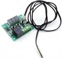 Digitální termostat W209, -50° až +110°C, napájení 12VDC