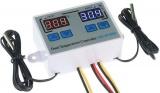 Digitální termostat duální XH-W1088, -50 až +110°C, napájení 12V