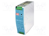 ZDROJ 24V 5A 120W (EDR-120-24)na DIN lištu