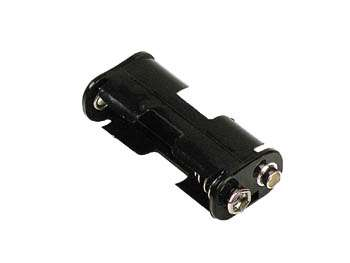 Držák baterií 2xAA,R6