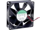 Ventilátor EE80252S1-A99 24VDC 24V=, 80x80x25mm
