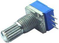 1K/N mono 6/15mm lineární potenciometr