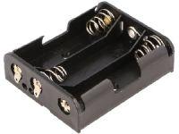 3xUM3 plochý držák 3xAA (R6)
