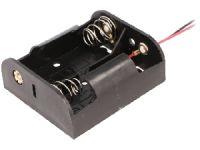 2xUM2D (C, R14)  malý monočlánek pouzdro baterie