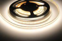 LED pásek vnitřní 24V, 22W/m, 224LED/m studená bílá 6000K