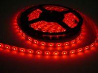LED pásek vnitřní 24HQ12096 24V 9,6W/m 120LED/m červená