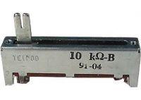 10k/G  TVP-30, potenciometr tahový log.