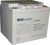 Baterie olověná gelová 12V/40Ah MGB polotrakční nabíjecí bezůdržbový akumulátor