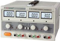 Laboratorní zdroj HF3005D-3  regulace 2x0-30V/0-5A+ 1x5V/3A