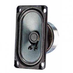 Širokopásmový reproduktor Visaton SC 5.9 8Ohm, výkon 10/15W, frekvence 130-20000Hz, rozměry 50 x 90mm