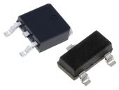 NPN SMD tranzistory