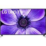 LG 75UN7070 černá LED 4K Ultra HD televizor 190cm