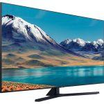 Televizor SAMSUNG UE50TU8502, úhlopříčka 127cm, Rozlišení UHD 4K, DVB T2/C/S2, Smart TV, vestavěná Wi-Fi, internetový prohlížeč.