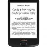 "Čtečka knih E-book 616 Basic Lux 2 Black POCKETBOOK 6"""