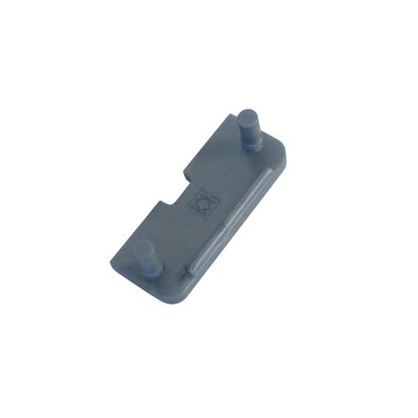 Plastová boční krytka přísazného AL profilu na LED pásky ( pár )