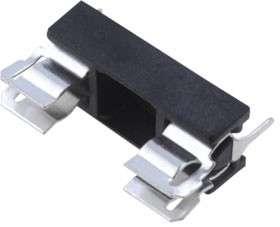 Pojistkový držák do plošného spoje na pojistky 5x20mm, 6.3A, pouzdro