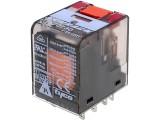 RELÉ PT570730 230V, 4x přep. kontakt 6A