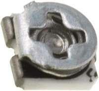 SMD3305 100R Trimr cermentový ležatý 3x3,5mm 0,1W