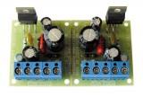 Stavebnice P026S nf zesilovač 2x10W stereo