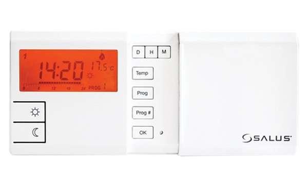 Termostat Euro Thermo 091FL SALUS, 5 - 30°C, max. 5A