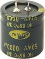 47G/16V 85°C(35x40mm) elyt-radiální kondenzátor