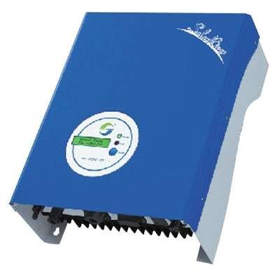 Samil Solar River 3000TL solární 1-fázový invertor-měnič  jmenovitý výkon 3000W