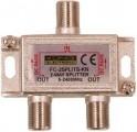 Antenní/satelitní rozbočovač dvojitý 2F feritový F2400