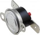 Termostat R-045/10A bimetalový 45°C, NC-rozepínací vratný