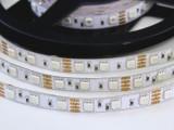 LED pásek RGB W300SMD 60LED/m samolepící IP55 voděodolný 14,4W/m cena za 1m