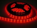 Led pásek vnitřní SQ300 12V 60LED/m 4,8W/m červená  cena za 1m