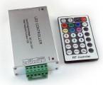 LED ovladač kontroler RGB RF6-28B pro LED pásky+D.O. 3x4A 144W